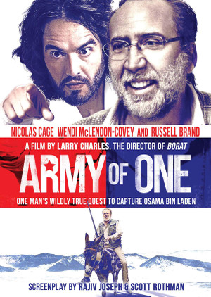 Armyofoneposter